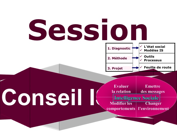 Conseil IS - Session d'orientation